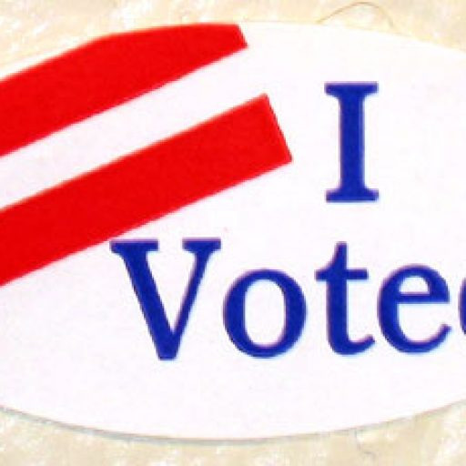 Time to Make Your Vote Count!