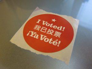 Votar, un privilegio y un derecho