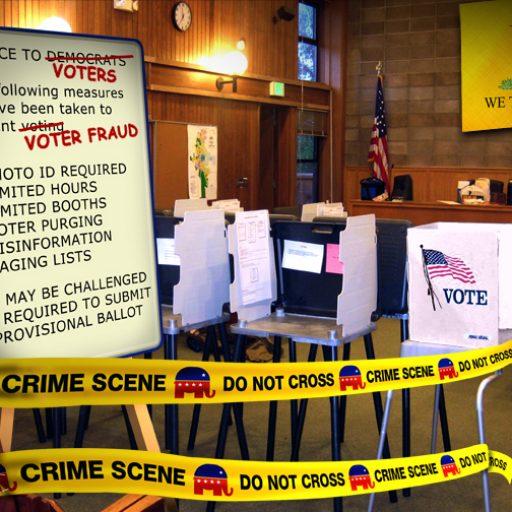Progressive Views: Voting Should Be Easy