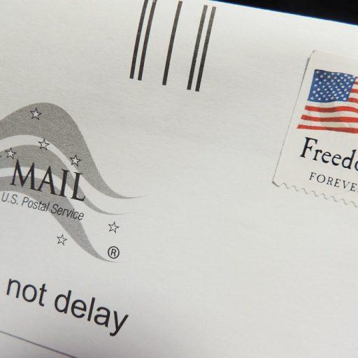 Progressive Views: Vote At Home: It's Time