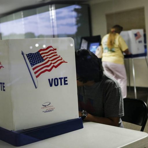 Notes from the Chair: Vote Safely