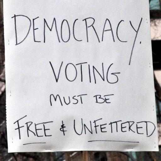 Progressive Views: Voting on Voting Rights