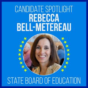 Candidate Spotlight: Rebecca Bell-Metereau