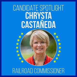 Candidate Spotlight: Chrysta Castañeda