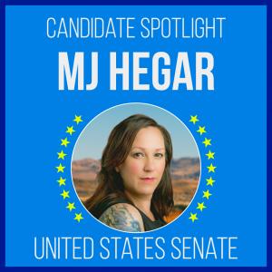 Candidate Spotlight: MJ Hegar