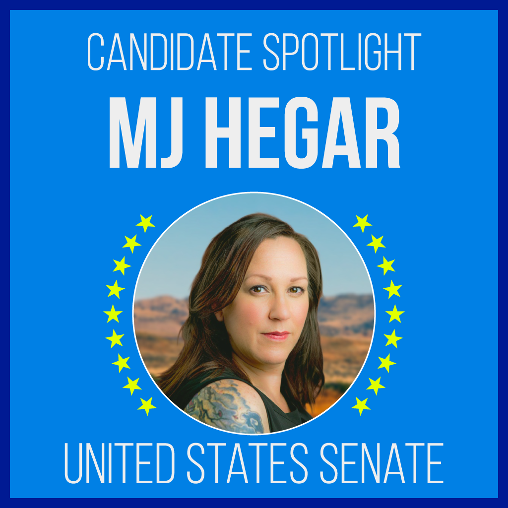 Candidate spotlight: MJ Hegar for United States Senate