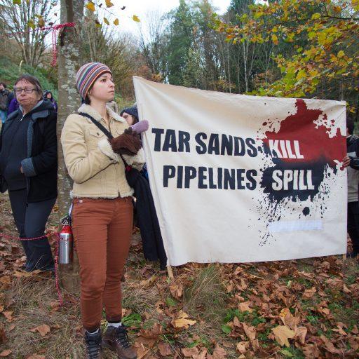 Progressive Views: Canadian Tar Sands Oil