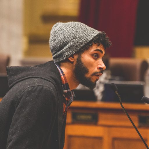 Progressive Views: Making Your Voice Heard: Testifying at Public Meetings
