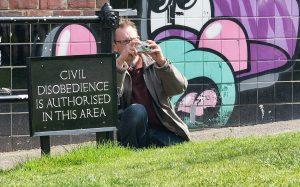 Progressive Views: Civic Disobedience