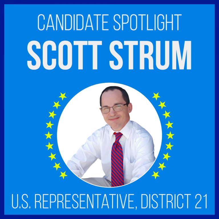 Candidate Spotlight: Scott Strum